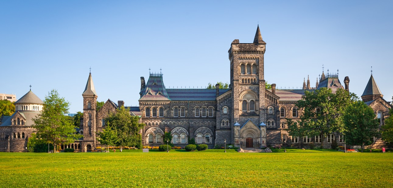Picture of UofT building